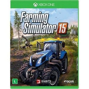 JOGO FARMING SIMULATOR 15 XBOX ONE