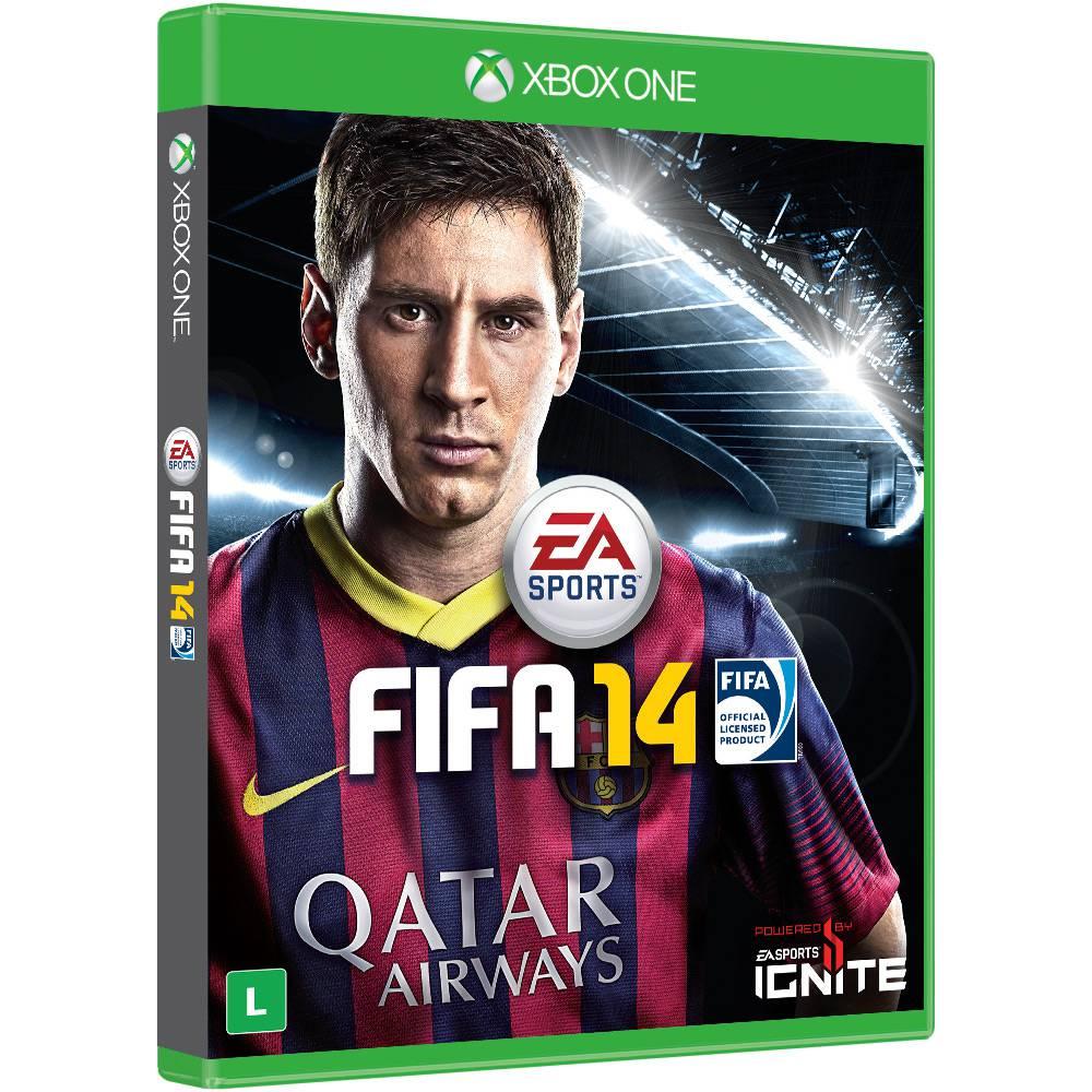 JOGO FIFA 14 XBOX ONE