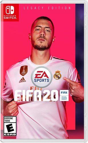 Jogo FIFA 20 Legacy Edition Nintendo Switch
