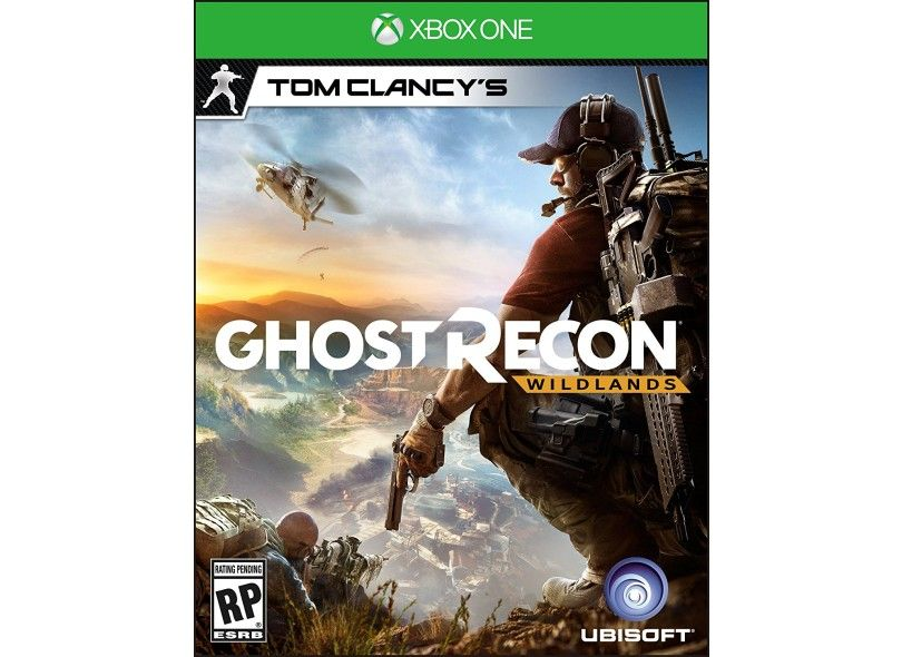 JOGO GHOST RECON WILDLANDS XBOX ONE