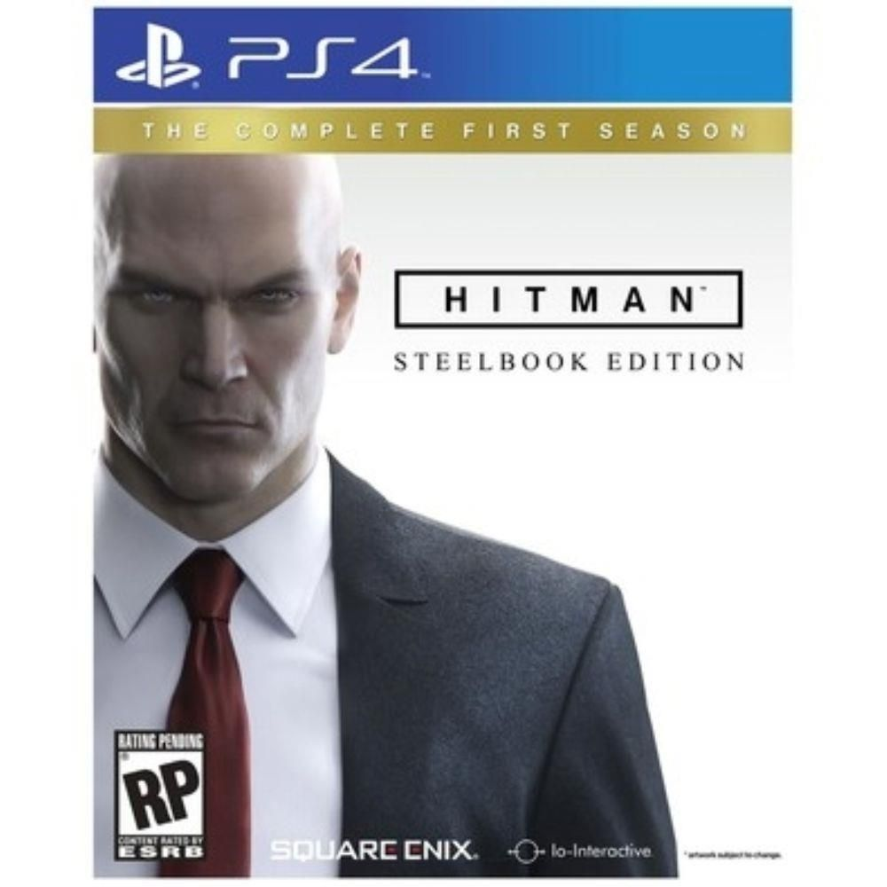 JOGO HITMAN 1ª TEMPORADA PS4