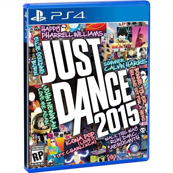JOGO JUST DANCE 15 PS4