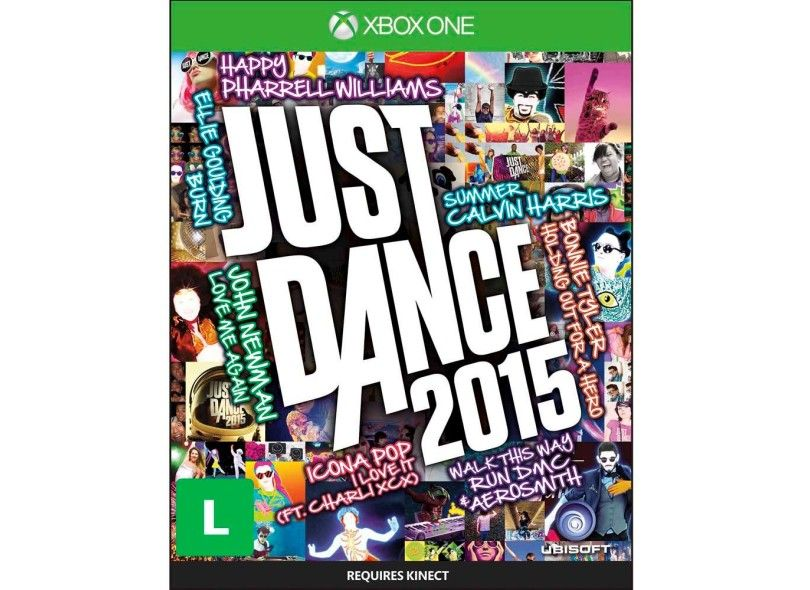 JOGO JUST DANCE 16 XBOX ONE