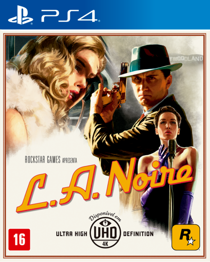 JOGO LA NOIRE PS4