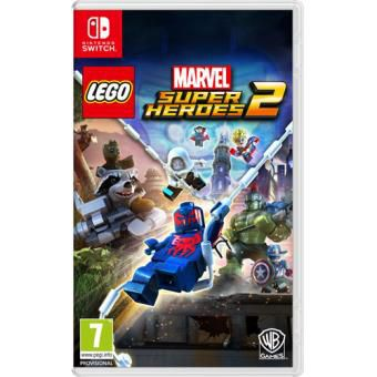 Jogo lego marvel super heroes 2 Nintendo Switch