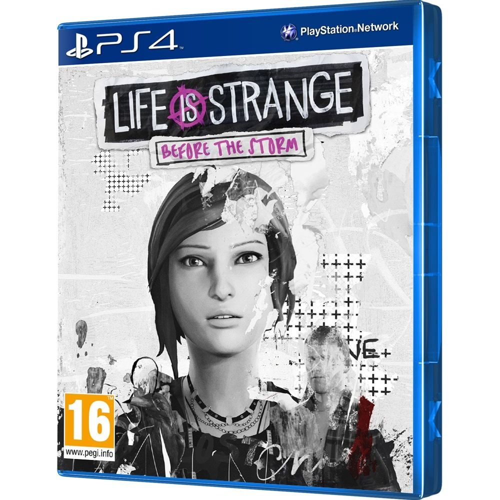JOGO LIFE IS STRANGE BEFORE THE STORM PS4