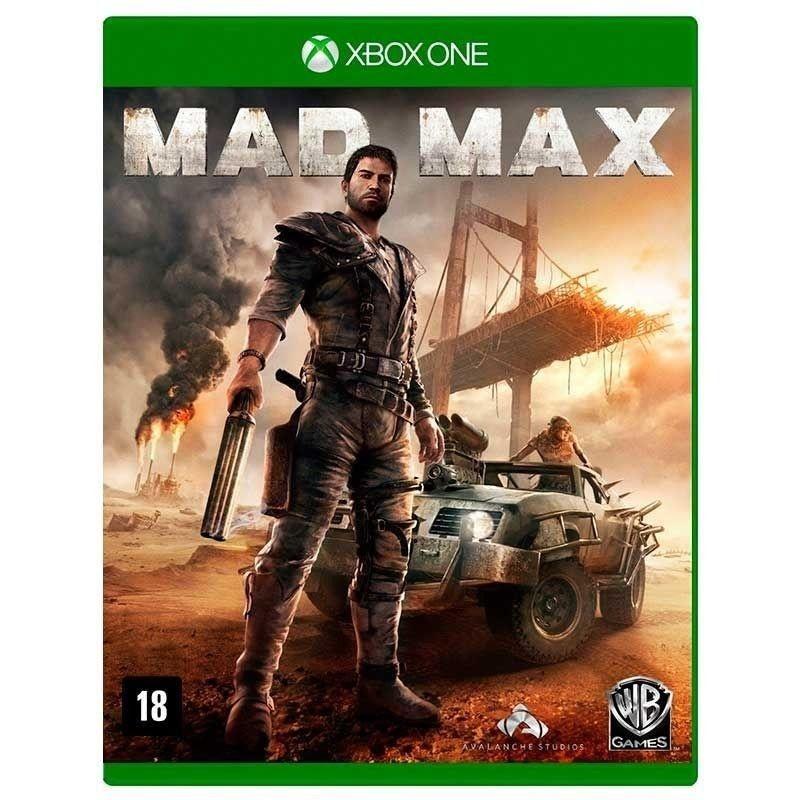 JOGO MAD MAX XBOX ONE