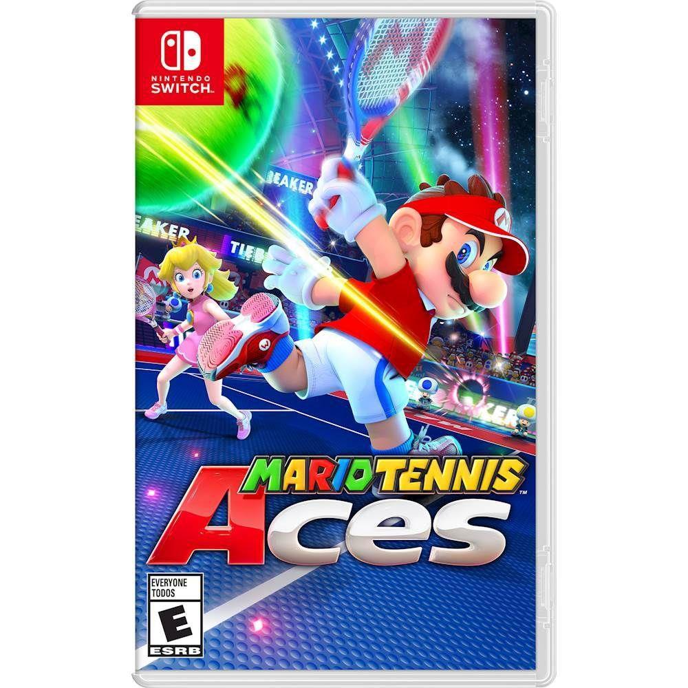 Jogo Mario Tennis Aces Nintendo Switch