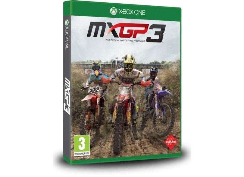 JOGO MXGP 3 XBOX ONE
