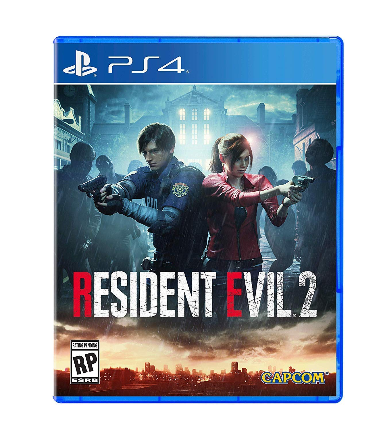 JOGO Resident Evil 2 REMAKE- PlayStation 4 pS4 Play4