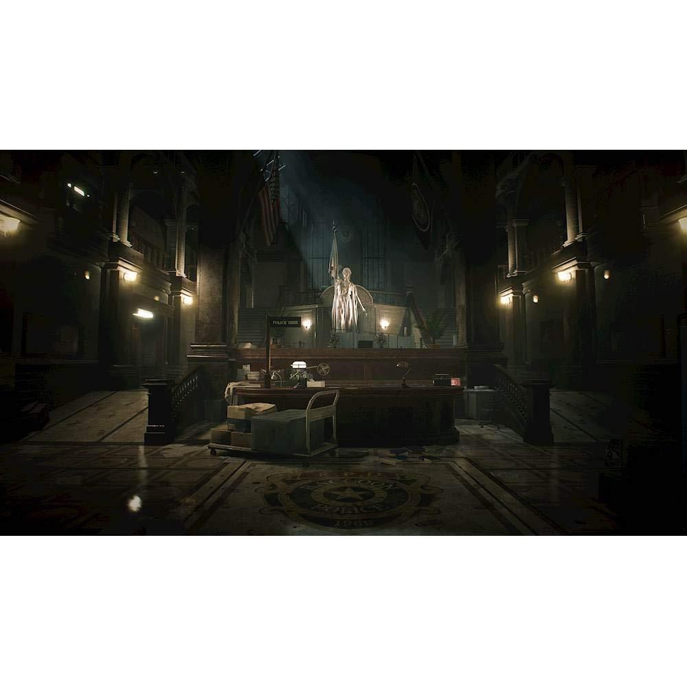 JOGO Resident Evil 2 REMAKE- PlayStation 4 pS4 Play4
