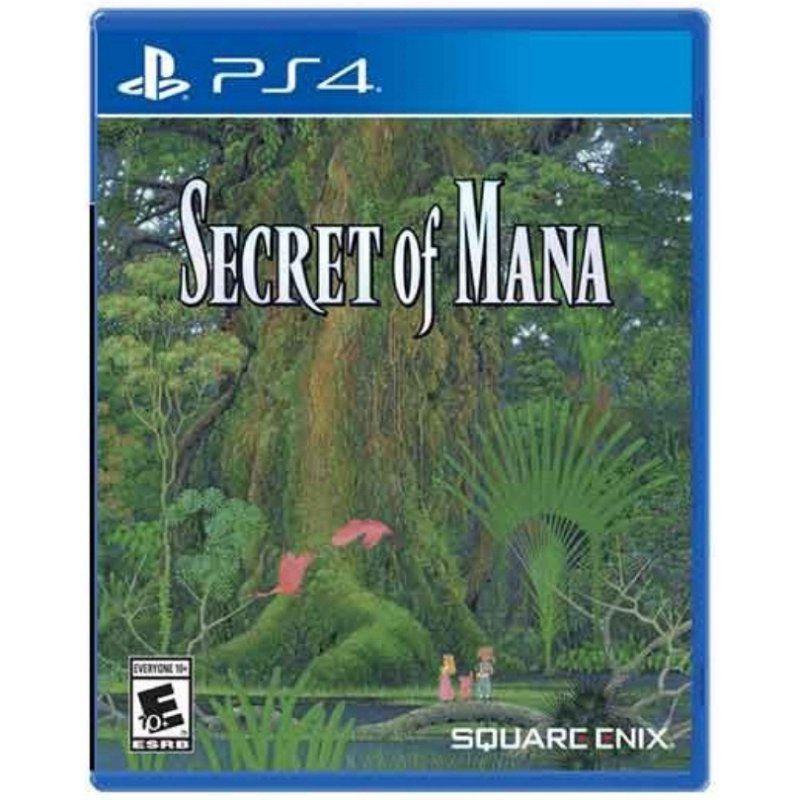 JOGO SECRET OF MANA PS4