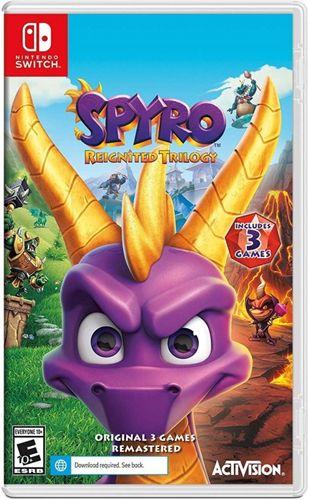 Jogo Spyro Nintendo Switch