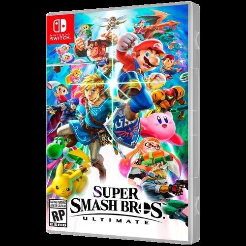 Jogo Super Smash Bros Ultimate Nintendo Switch