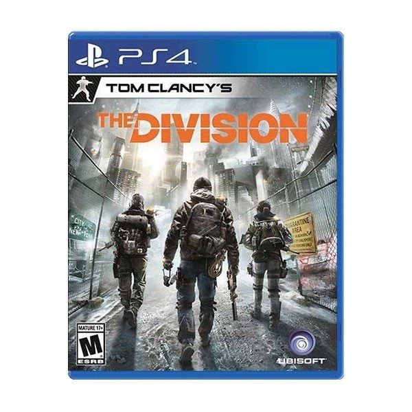JOGO THE DIVISION PS4