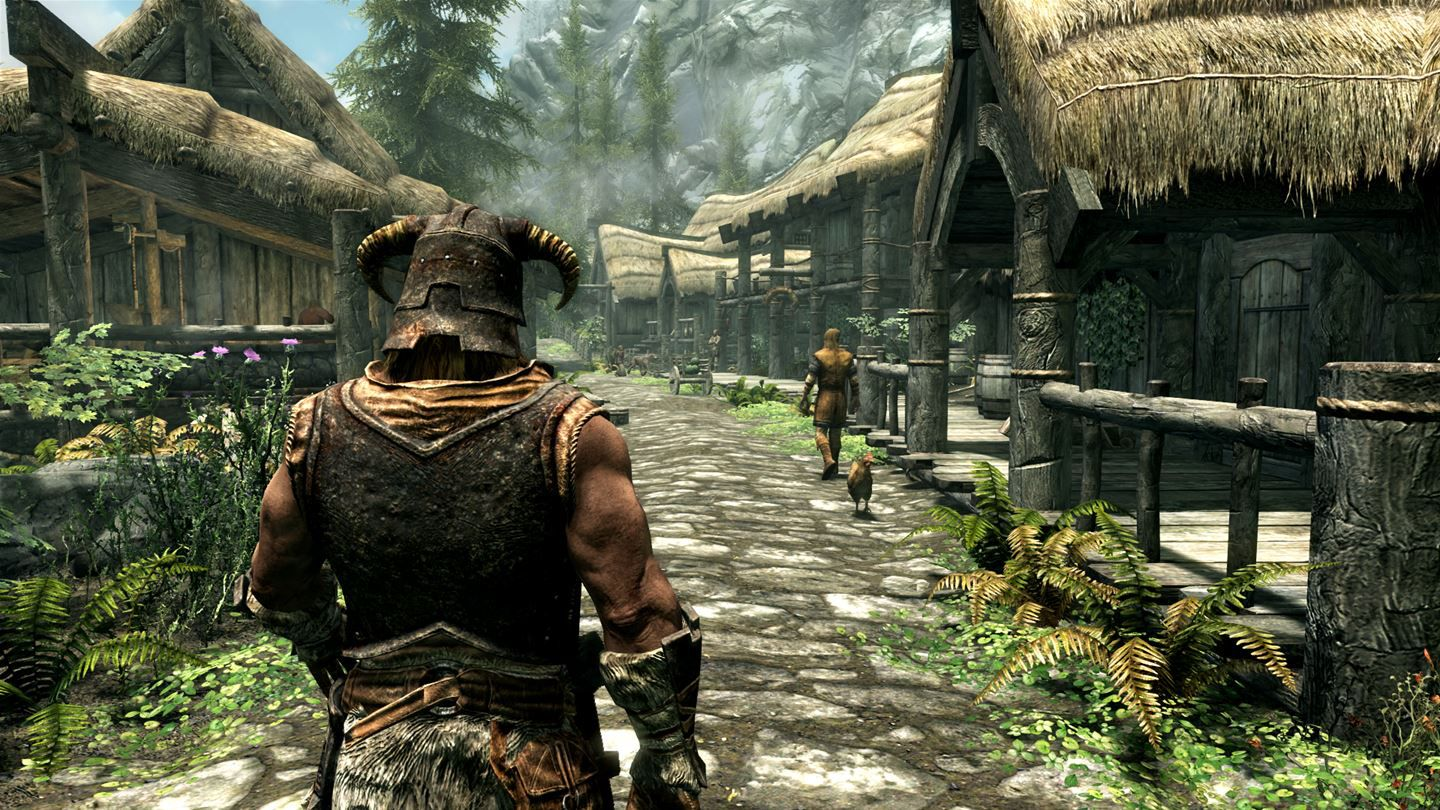 JOGO THE ELDER SCROLLS V SKYRIM SPECIAL EDITION SWITCH
