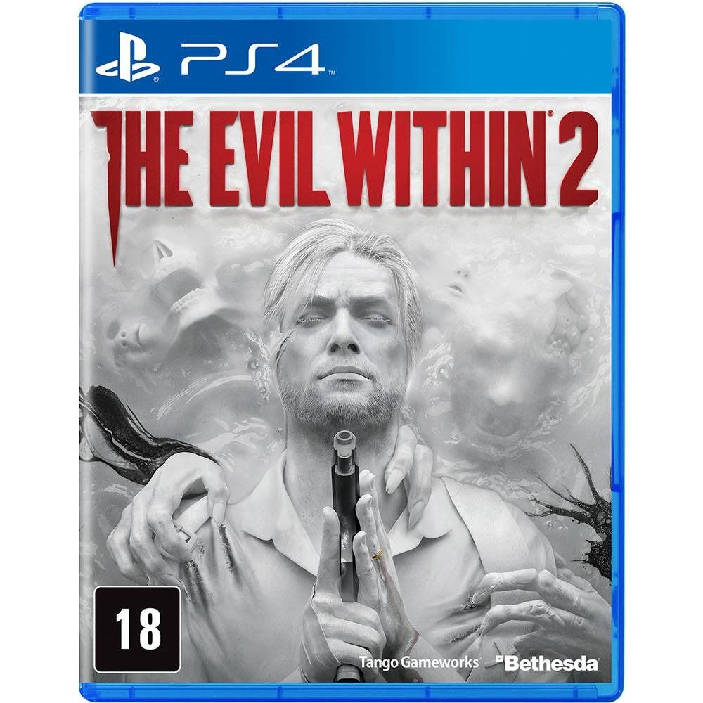 JOGO THE EVIL WITHIN 2 15 PS4