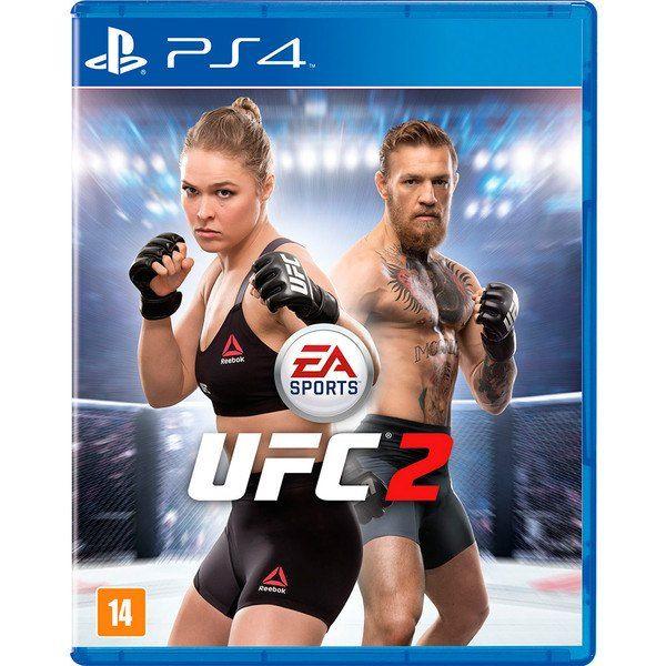 JOGO UFC 2 PS4
