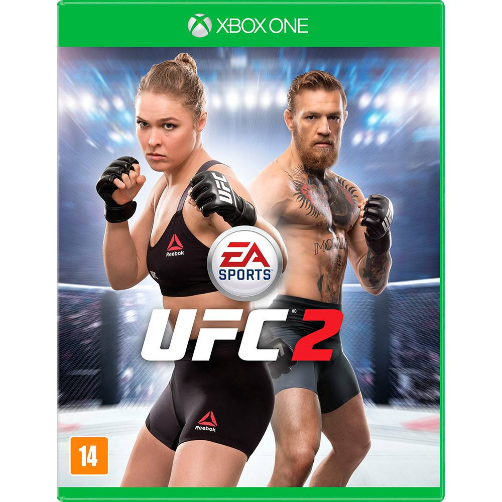 JOGO UFC 2 XBOX ONE