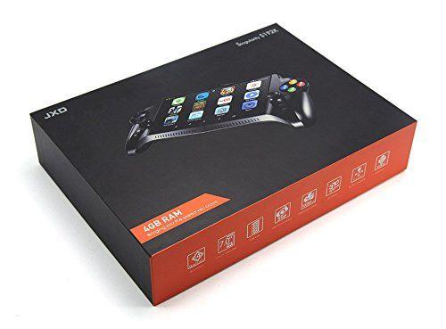 JXD S192K Phablet de Jogo de 7 polegadas Tela IPS Gamepad