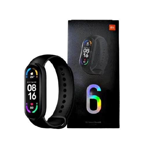 Mi Band 6 Xiaomi Smartwatch Original Versão Global