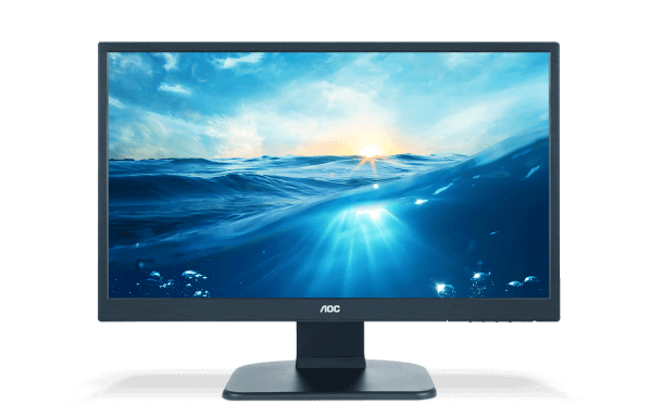 "MONITOR DE VIDEO LED 23,6"" WIDE WVA PRETO M2470PWH AOC"