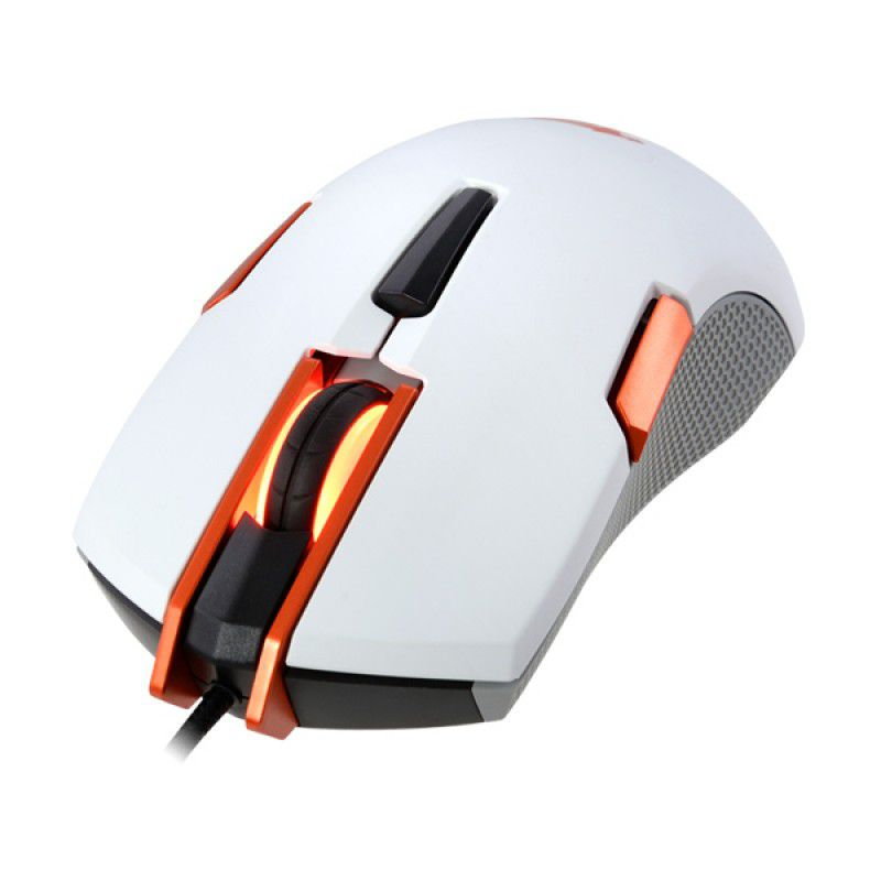 MOUSE OPTICO GAMING BRANCO 250M USB COUGAR