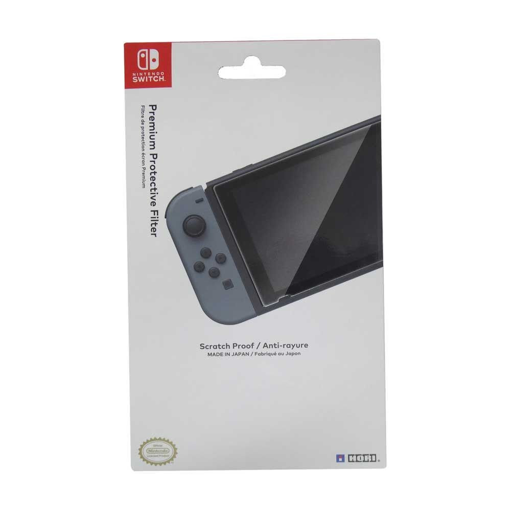 PELICOLA PROTETORA PARA NINTENDO SWITCH SCREEN PROTECTION PREMIUM