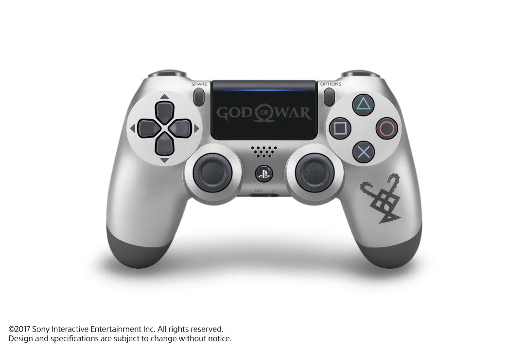 Console PlayStation 4 Pro God of War PS4 Bundle Edição limitada 1Tb (Pré-venda)