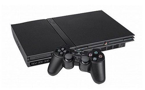 Playstation 2  Semi-novo