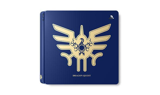 PLAYSTATION 4 SLIM 1TB DRAGON QUEST EDITION