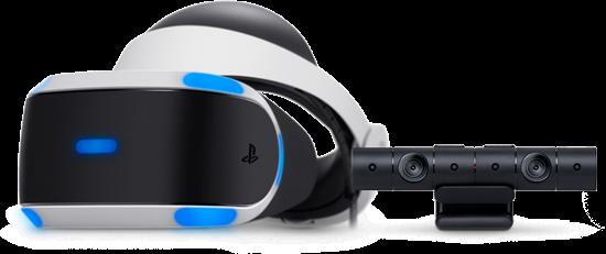 Playstation VR Launch Bundle (Câmera+Jogo VR Worlds+Controle)