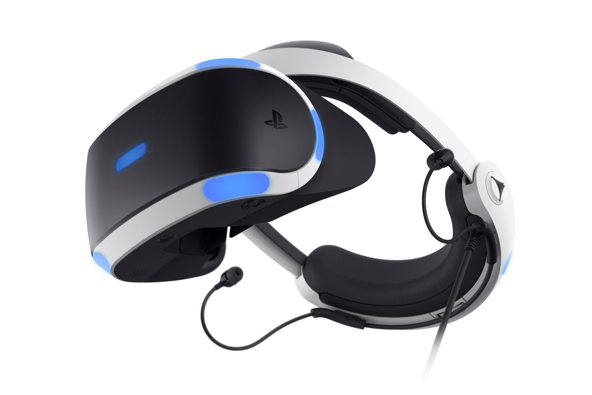 Playstation Vr (psvr) - Headset Para Realidade Virtual (virtual Reality)