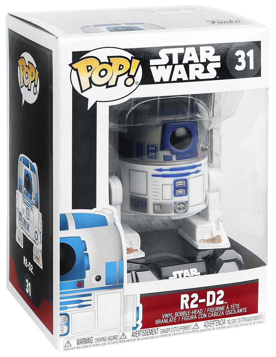 Pop Funko Star Wars - R2-D2 31