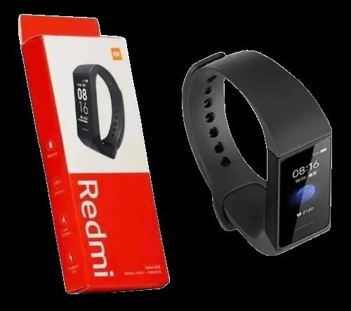 Relógio Mi Smart Band 4c Versão Global (português)