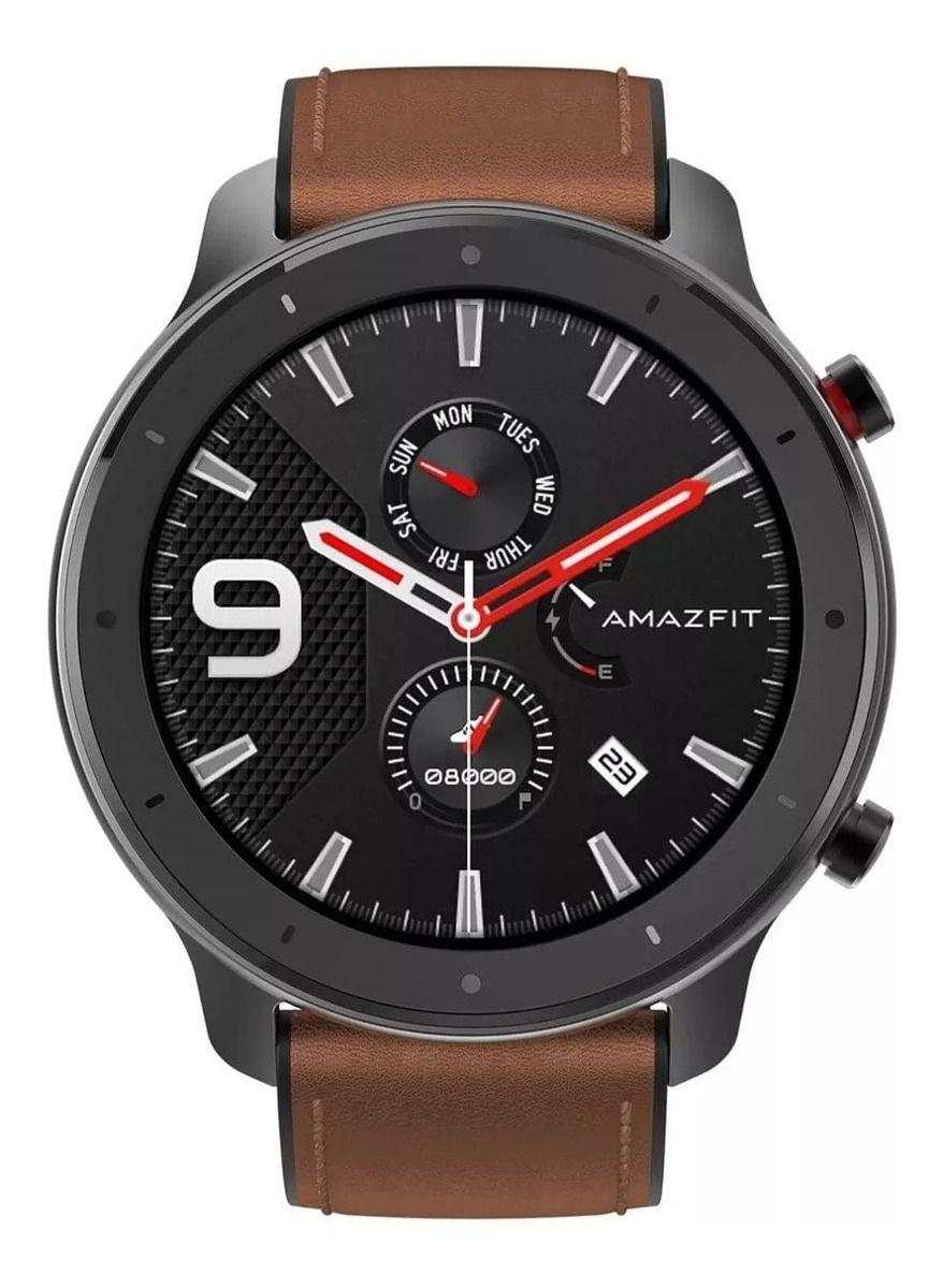 Relógio Smartwatch Xiaomi Amazfit Gtr-47mm - Aluminium Alloy (A1902)