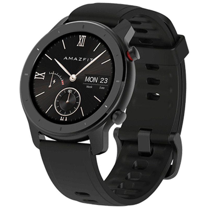 Relógio Smartwatch Xiaomi Amazfit GTR - Preto