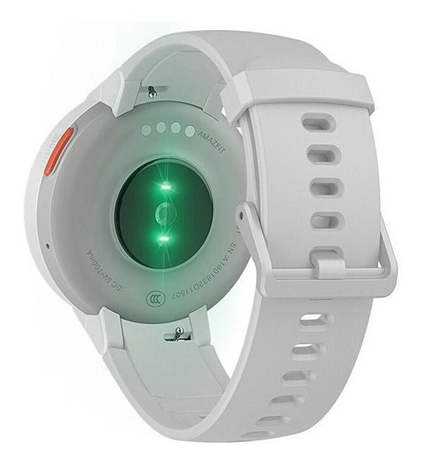 Relógio smartwatch  xiaomi amazfit verge a1811 com gps - branco