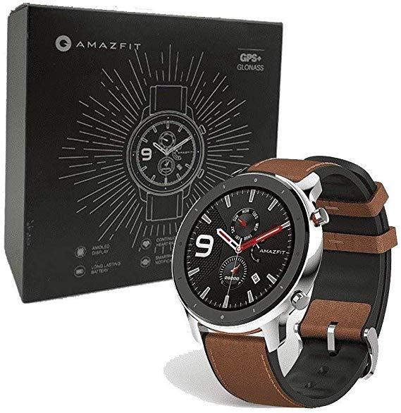 Relógio Xiaomi Amazfit Gtr Stainless 47mm - (A1902)