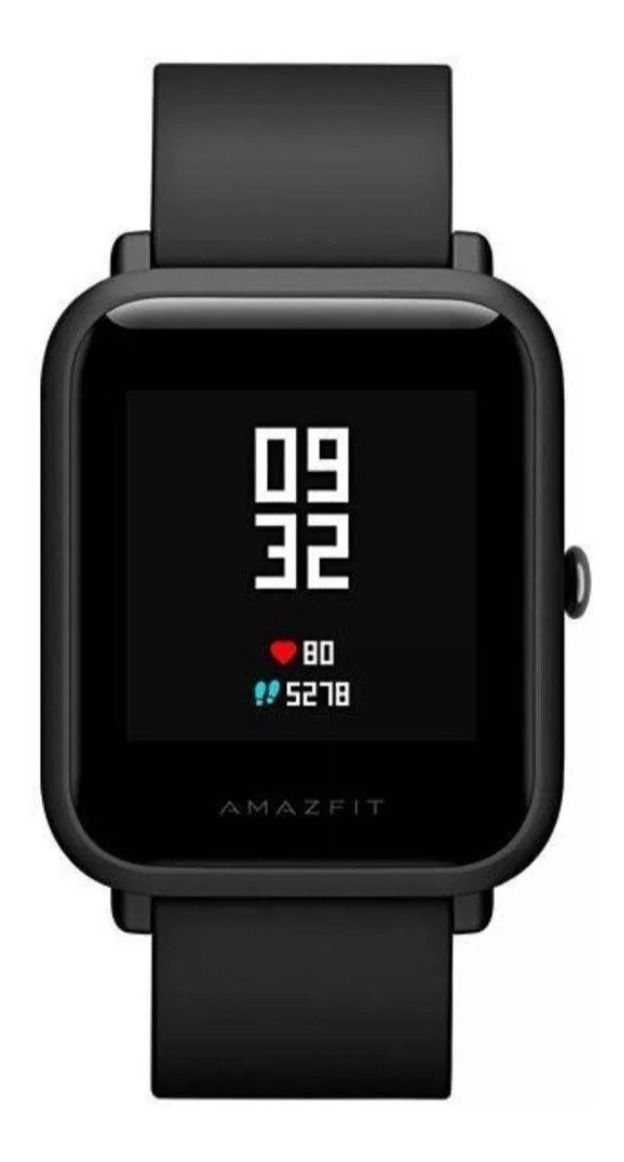 Relogio Xiaomi Bip Amazfit A1608 Preto