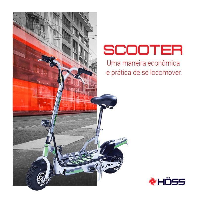 Scooter Elétrica Höss