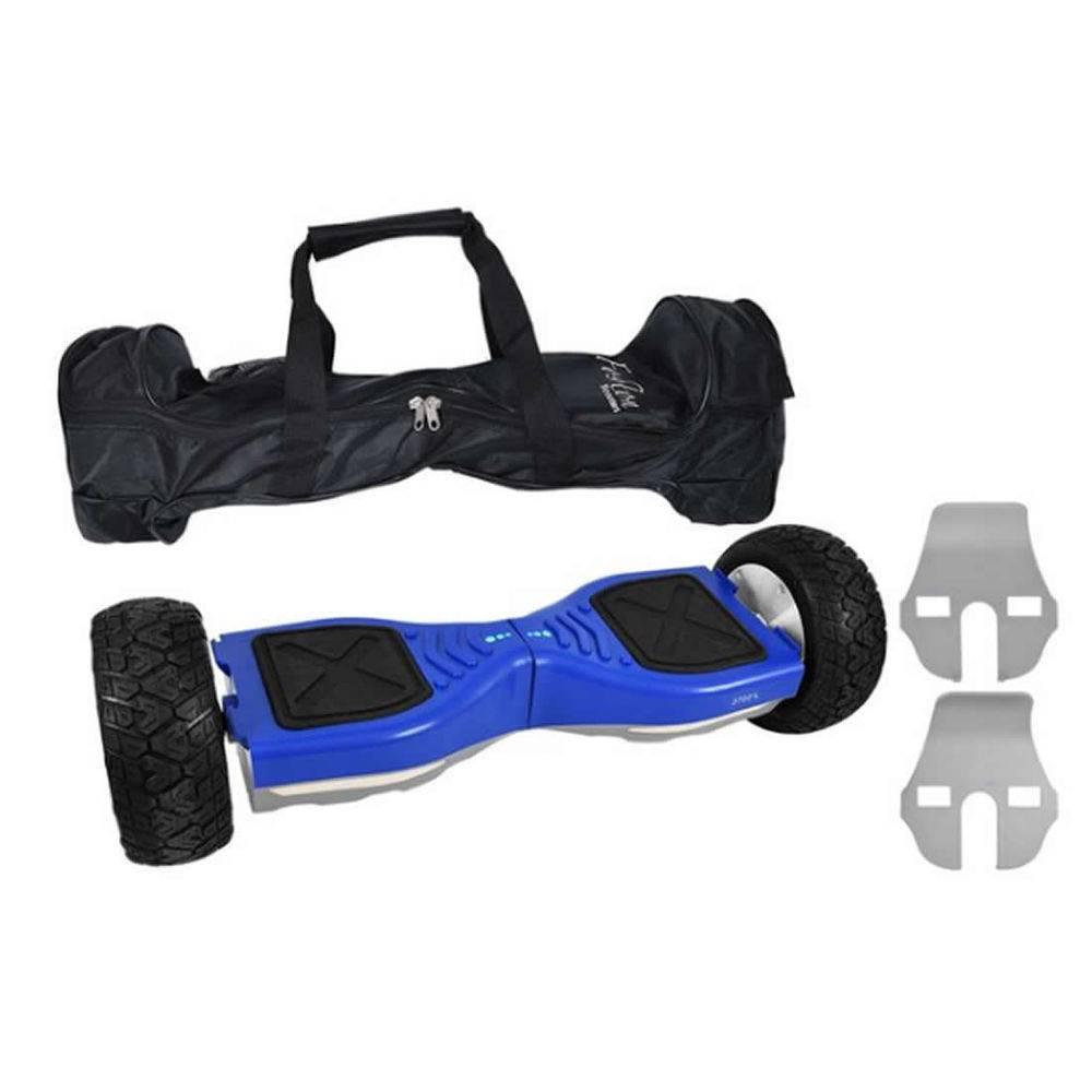 Skate Elétrico Off-road Hoverboard Bateria Lítio 8,5 Polegadas Scooter