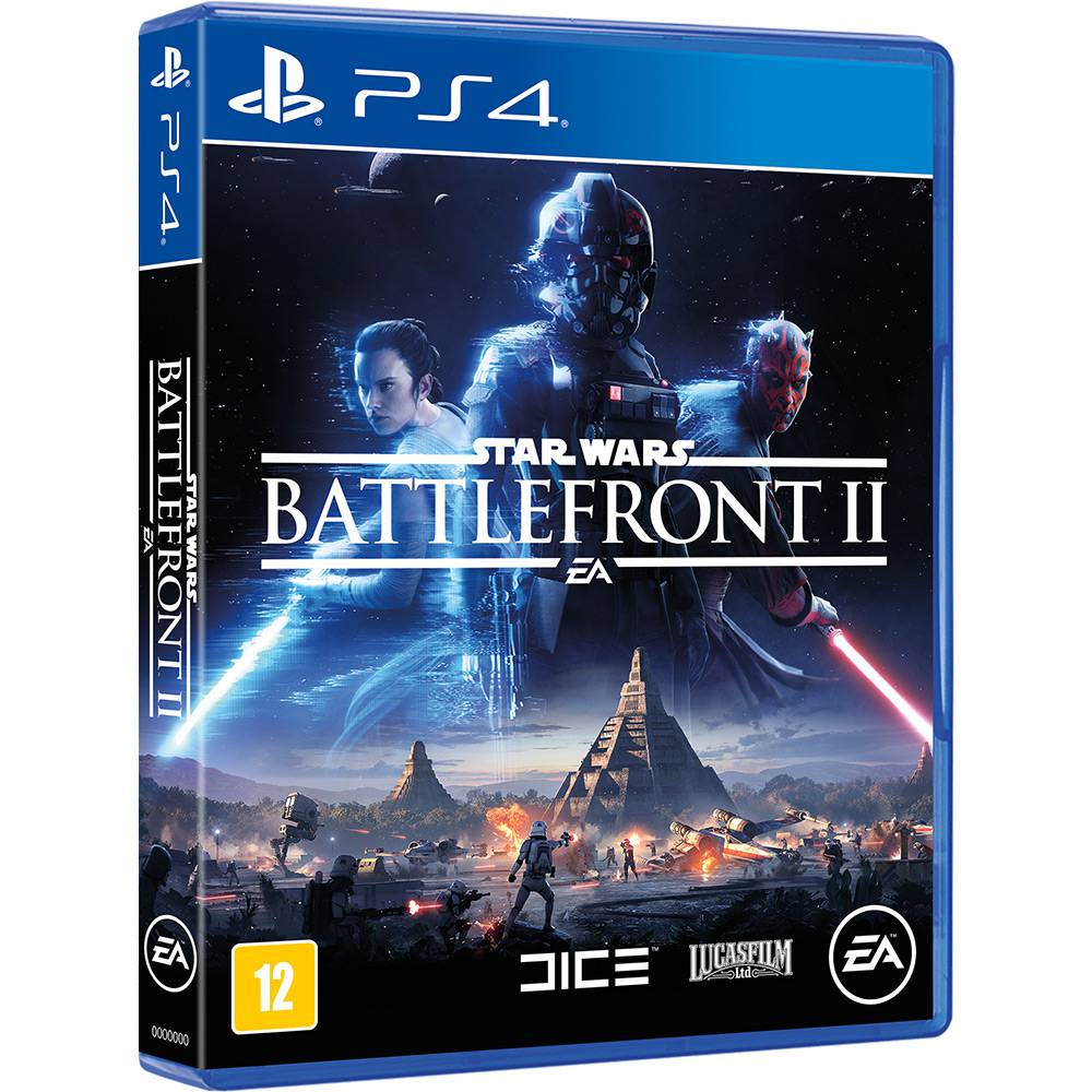 STAR WARS BATTLEFRONT II PS4