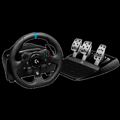 Volante Logitech G923 TrueForce para Xbox One/Xbox Series X/Windows 10