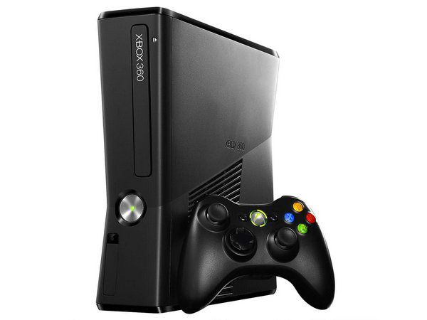Xbox 360 4GB LIBERADO CD E HD - Seminovo