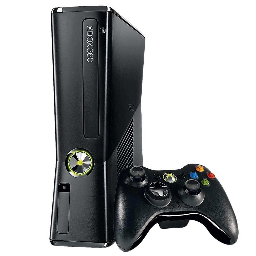 Xbox 360 500 GB Seminovo Desbloqueado HD