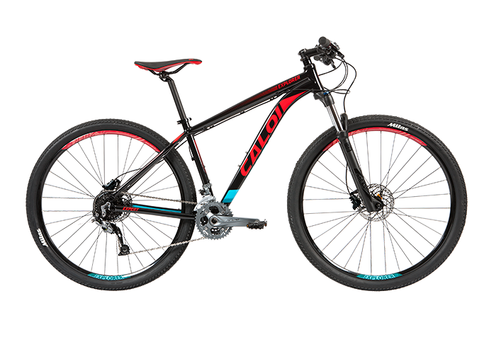Bicicleta 29 Caloi Explorer Expert 2019