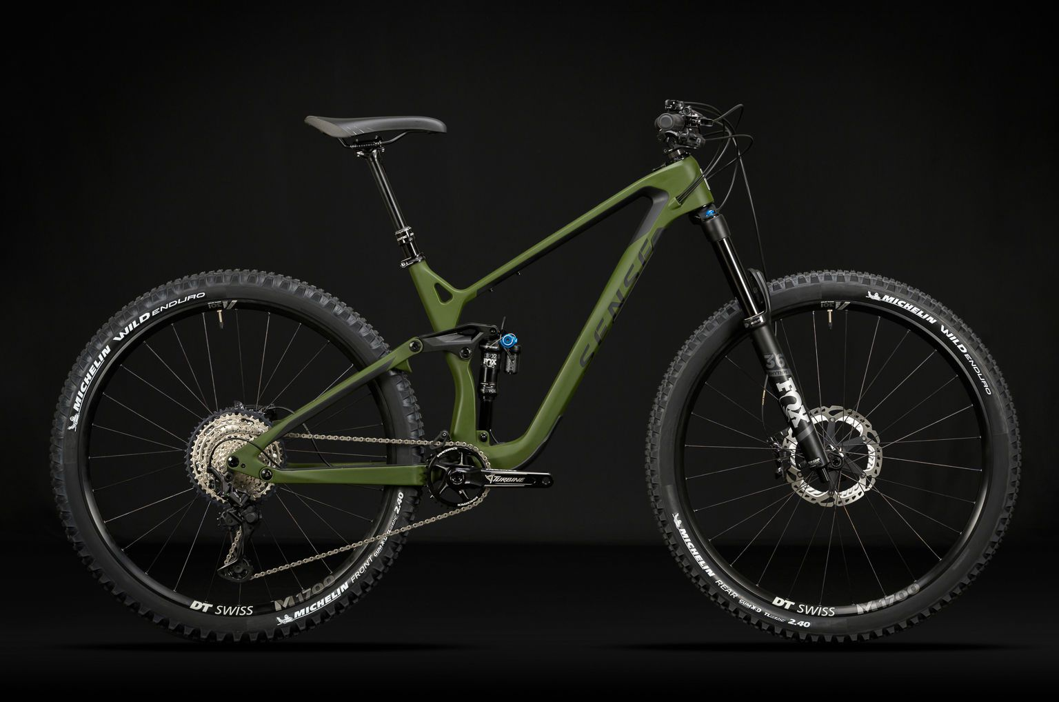 Bicicleta 29 Sense All Mountain Exalt Lt 2020