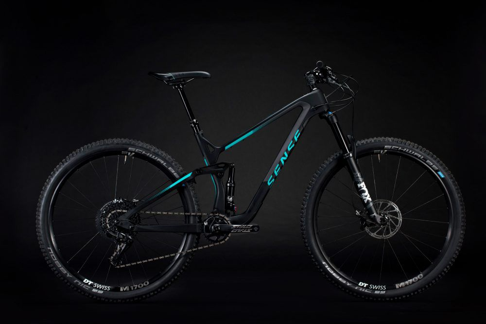 Bicicleta 29 Sense All Moutain Exalt Evo