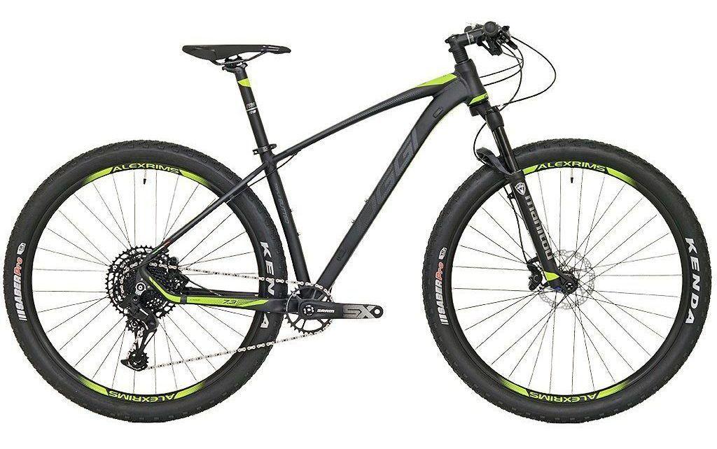 Bicicleta Aro 29 Oggi Big Wheel 7.3 Sram 12 Velocidades  2020